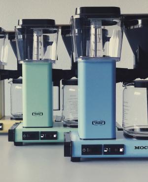 KBG select koffiemachine